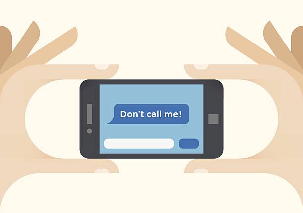 """Don't Call Me"""